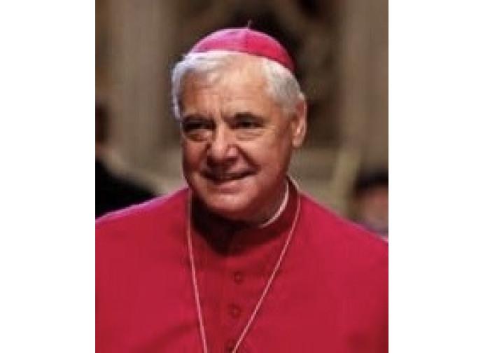 Il cardinale Gherard Muller