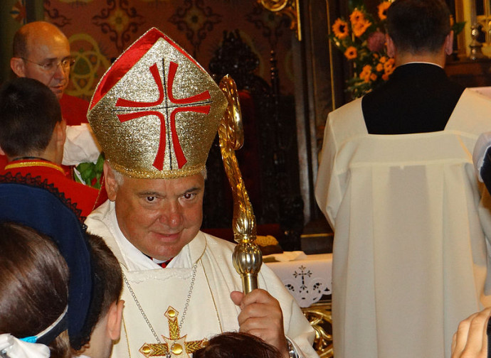 Il cardinal Muller