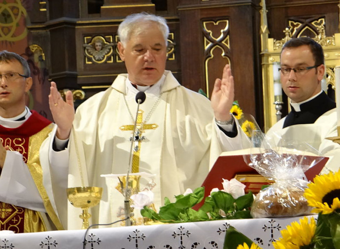 Il cardinal Gerhard Ludwig Muller
