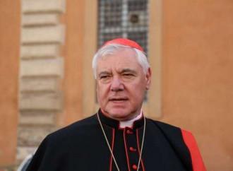 Un grazie di cuore al cardinale Müller