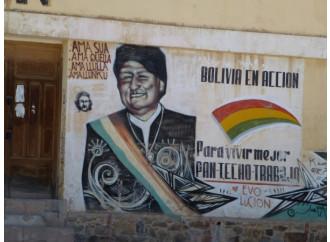 Evo Morales vuole diventare il dittatore della Bolivia