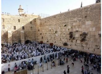 Dal Muro del Pianto al Muro di Buraq