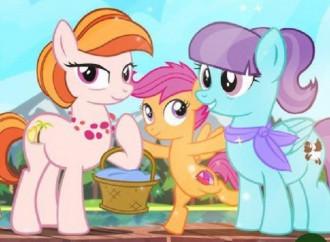 My Little Pony diventa gay
