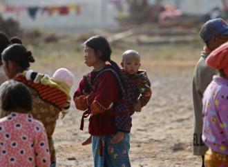 Dall'inizio del 2019 intensi scontri etnici hanno messo in fuga oltre 2.000 civili nello Shan, in Myanmar