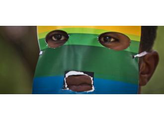 Africa, contro l'omosessualità per amore della vita