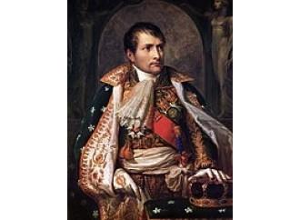 «Credo in Dio e nella Chiesa». Parole di Napoleone