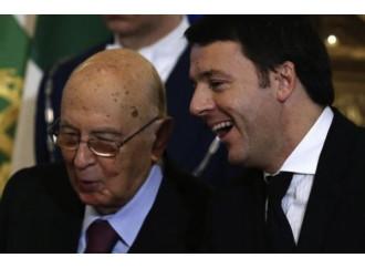 Napolitano, da garante a tappo su riforme e democrazia
