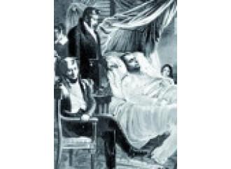 Il 5 maggio Napoleone si convertì