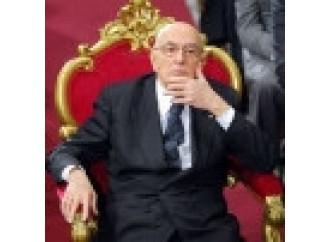 Scacco al re Giorgio (Napolitano)