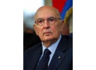 Guai a chi osa contestare Napolitano