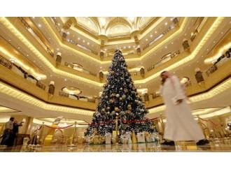 Natale nel mondo arabo, dove lo si vuole vietare