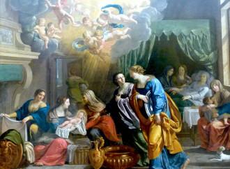 La Natività di Maria, inizio di una nuova creazione