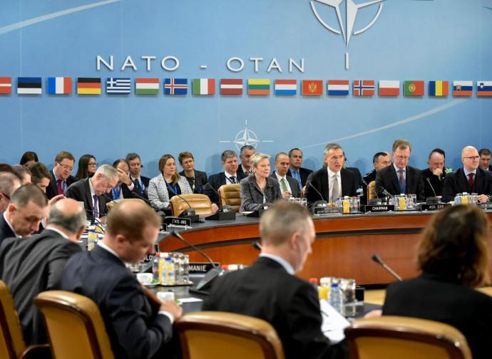 Il vertice della Difesa della NATO a Bruxelles