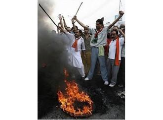 """L'India vuole """"purificarsi"""" dal cristianesimo"""