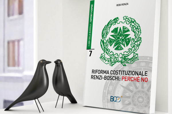 Riforma costituzionale Renzi-Boschi: perchè NO