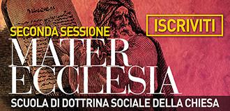 Mater Ecclesia seconda sessione