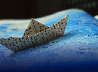 Una piccola barca, una grande missione