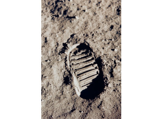 """Quelli che: """"Lo sbarco sulla Luna è una messinscena"""""""