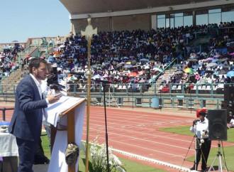 In due a due per evangelizzare l'Africa