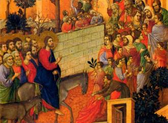 Maestà, il condensato della Settimana Santa