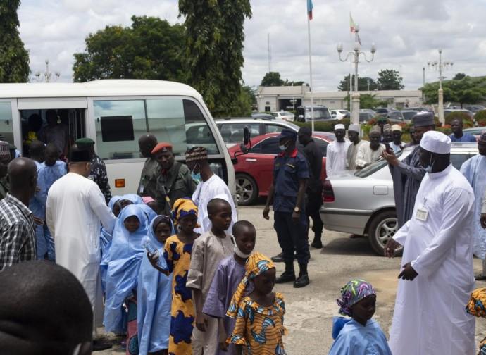 Nigeria, scolari liberati