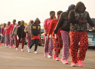 Grazie a Oim e UE quasi 13.000 nigeriani emigrati illegalmente sono tornati a casa