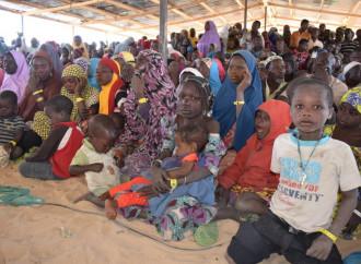 Servono 135 milioni di dollari per i profughi nigeriani in fuga da Boko Haram