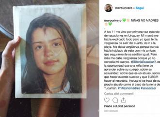 #niñaFaustina, un ammazzacaffè per Gramellini