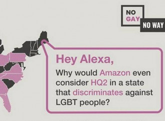 Nuova sede per Amazon: che sia in una città gay friendly