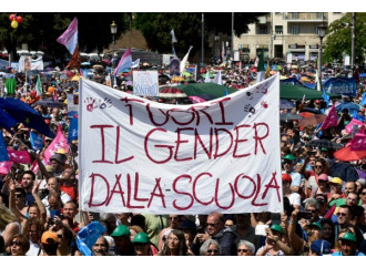 In piazza per chiedere il diritto all'educazione
