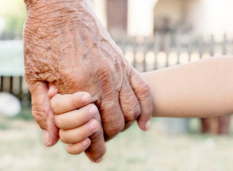 La perdita degli anziani, un grave vuoto per la società