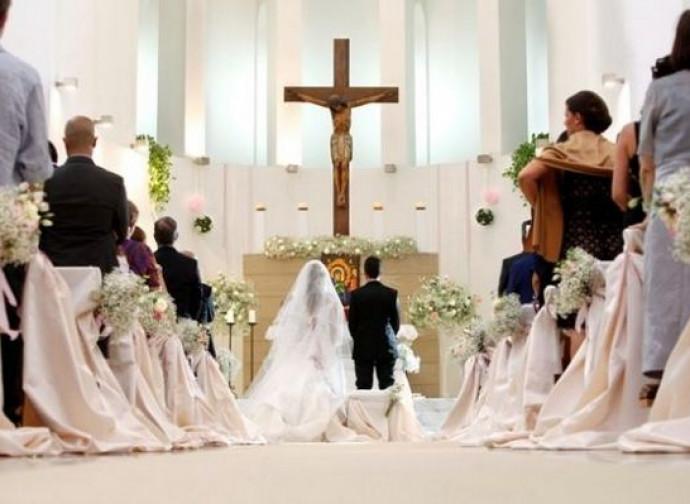 Il matrimonio sacramentale