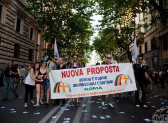 Prediche gay a Roma