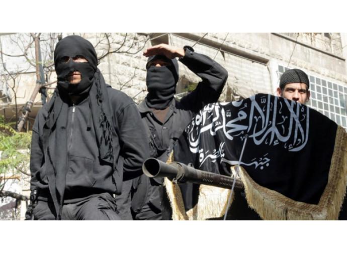 Guerriglieri di Al Nusrah
