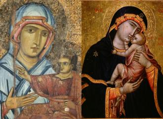 L'Odigitria e l'Eleousa, il fascino delle icone di Maria
