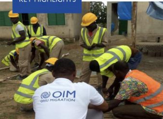 Il bilancio Oim 2018 dei rimpatri volontari assistiti