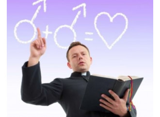 Manifesti, convegni e pastorale: dilaga l'omoeresia