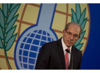 Nobel: gloria all'Opac. La guerra siriana continua