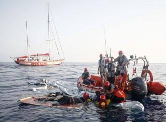 Le fake news delle Ong sugli emigranti morti in mare