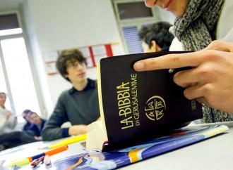 L'ora di religione cattolica affidata alla pastora battista