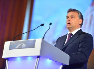 Orban riunifica la destra. E divide i giallo-verdi