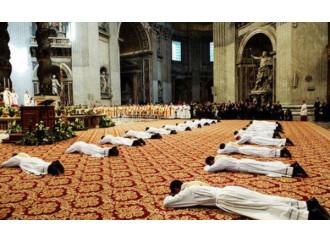 """Il Papa ai sacerdoti: """"Non siete padroni della dottrina"""""""