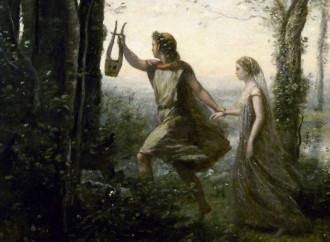 L'amore immortale ed eterno di Orfeo per Euridice