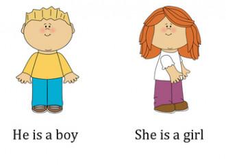 Nomi maschili alle bambine senza consenso dei genitori
