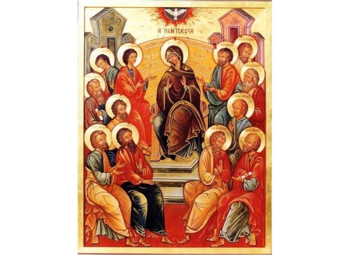 Pentecoste icona