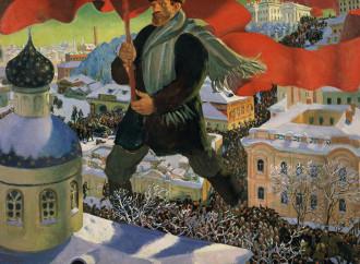 Oggi nel 1917, il comunismo sovietico nacque dal terrore