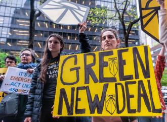 Un New Deal verde globale, a spese di chi?