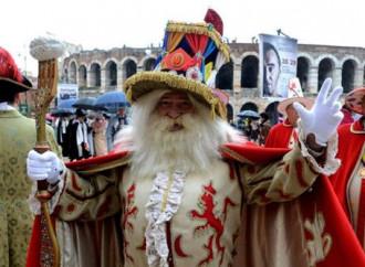 Verona: attivista gay candidato per il Papà del Gnoco