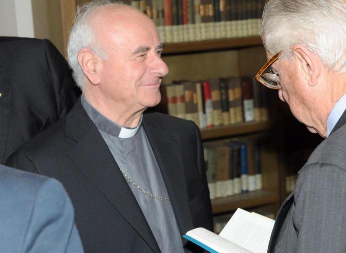 Monsignor Vincenzo Paglia