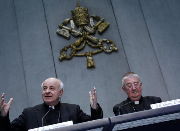 Presentazione in Vaticano dell'Incontro Mondiale della Famiglia